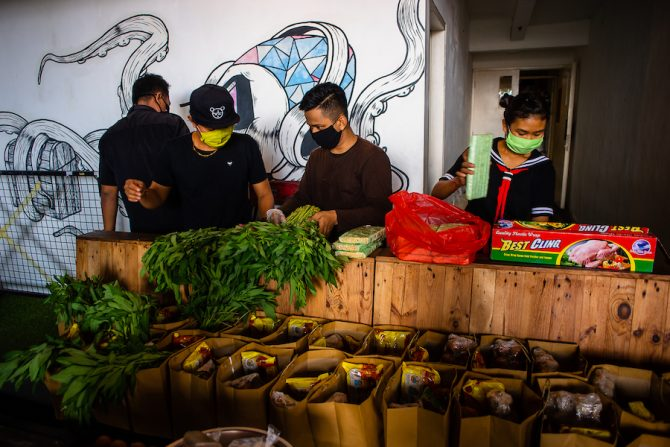 Project Nasi: Here's How Surfers are Feeding the People of Bali