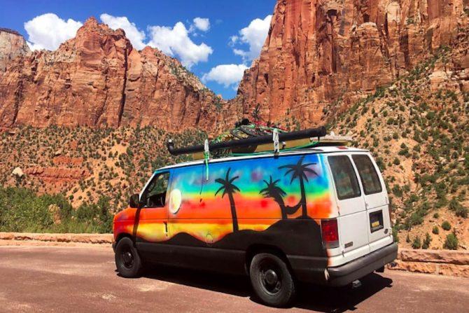 The Best Campervans for Surf Trips