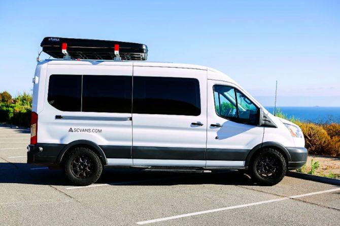 The Best Camper Van Rentals for a Surf Road Trip