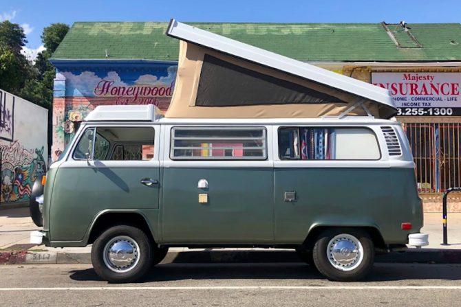 The Best Camper Van Rentals for a Surf Road Trip VW Westfalia