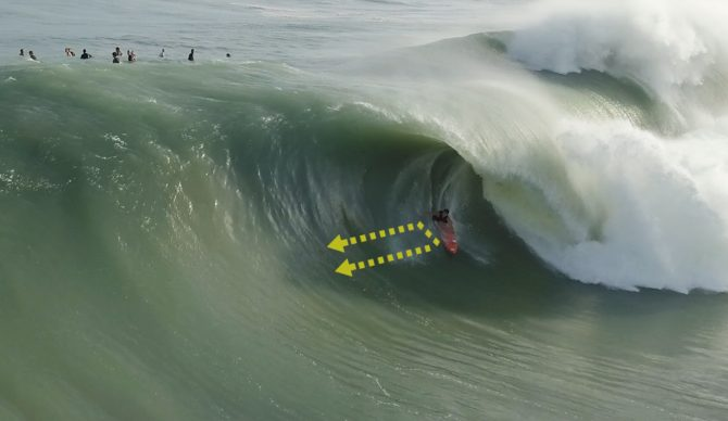 Mark Healey Gets Barreled at Nias