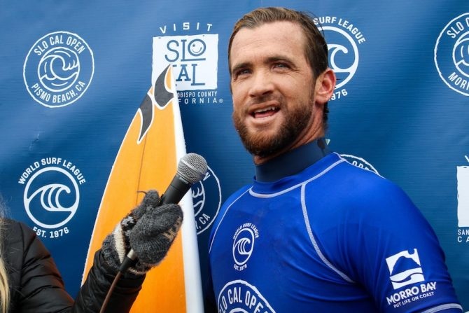 Brett Simpson Talks Coaching U.S. National Surf Team in the Time of COVID