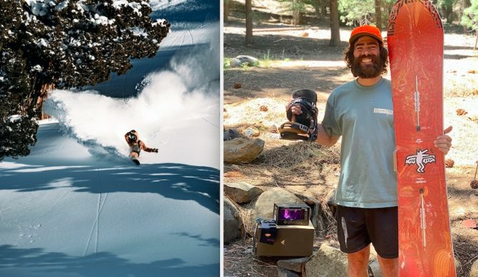 Jeremy Jones, Nick Russell, Danny Davis Among Pro Snowboarders Auctioning Gear to 'Shred Racism'