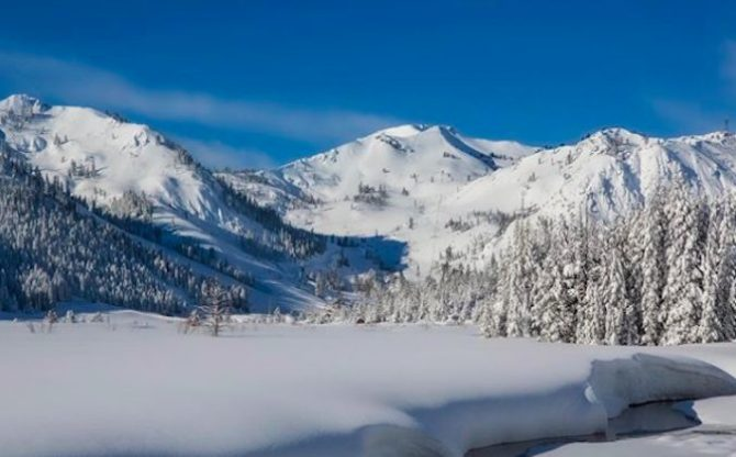 California's Squaw Valley Ski Resort to Change Name Amidst National Social Justice Movement