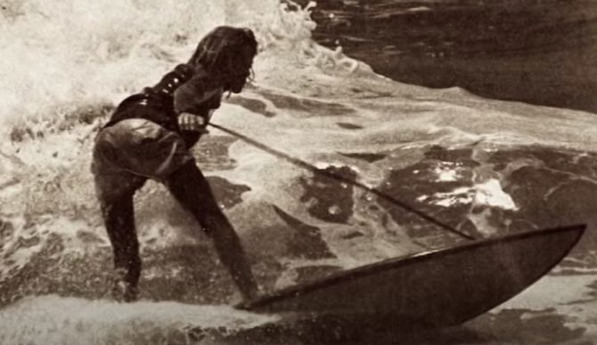 The Inglorious But Important History of the Surf Leash