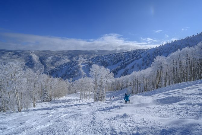 A Look at the 2020-2021 Ski Season During Coronavirus