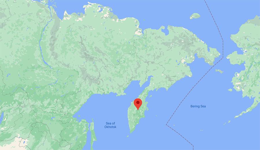 Kamchatka Peninsula