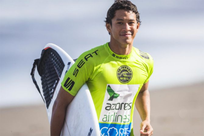 Seth Moniz on Representing Hawaiian Heritage on the World Tour