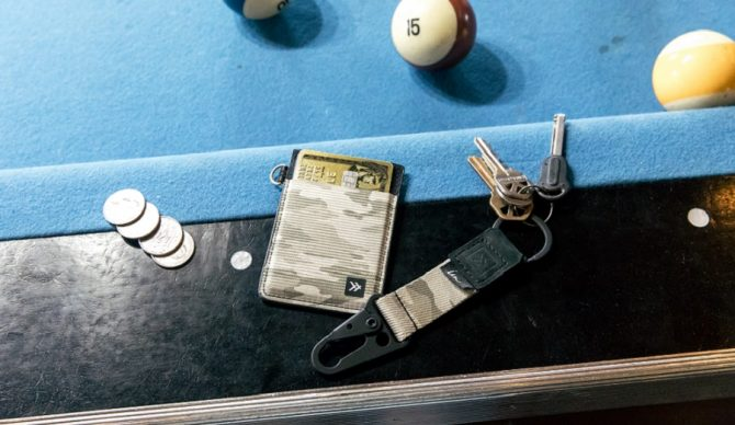 thread and imperial motion every day carry essential collaboration wallet and keys