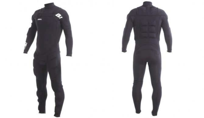 The Buell RB1 Accelerator 4/3 Float Suit