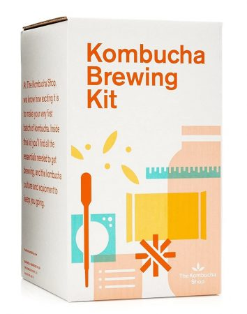 kombucha shop brewing kit