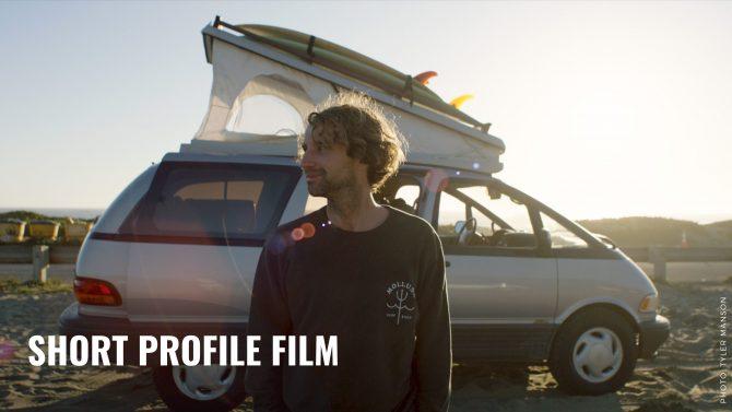 short profile film jay nelson