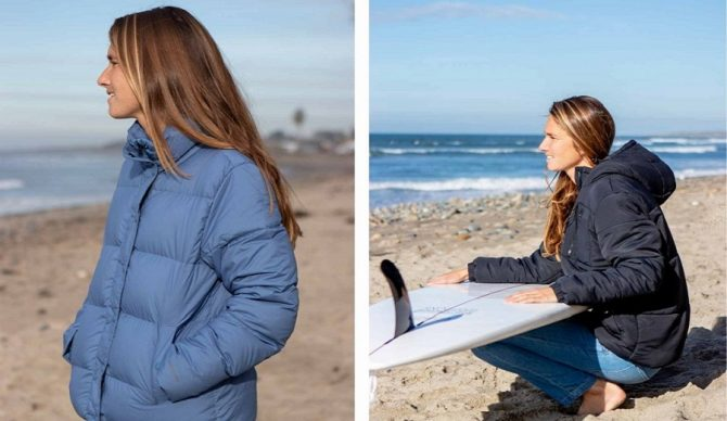 puffy jackets for surfing rebecca parsons winter