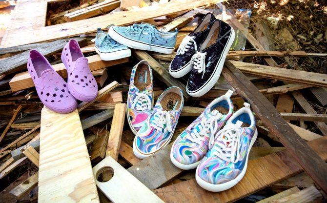 chris johanson vans footwear collection