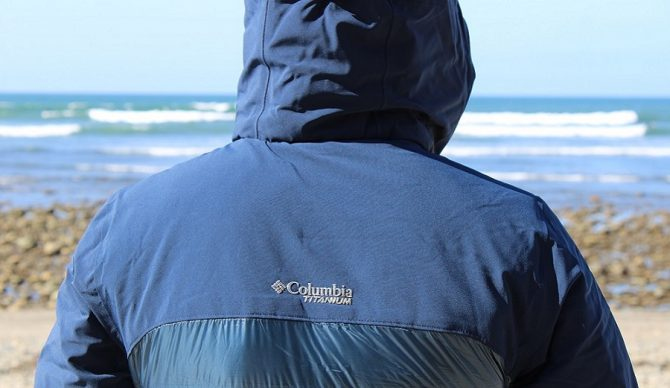 Columbia Men's Heatzone 1000 TurboDown II Jacket