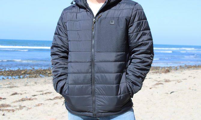 The Billabong Journey Puffer Jacket