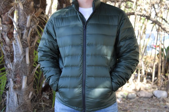 outerknown puffer jacket