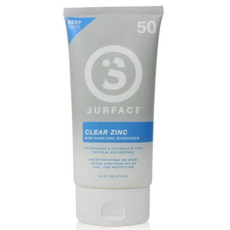 surface clear zinc formula
