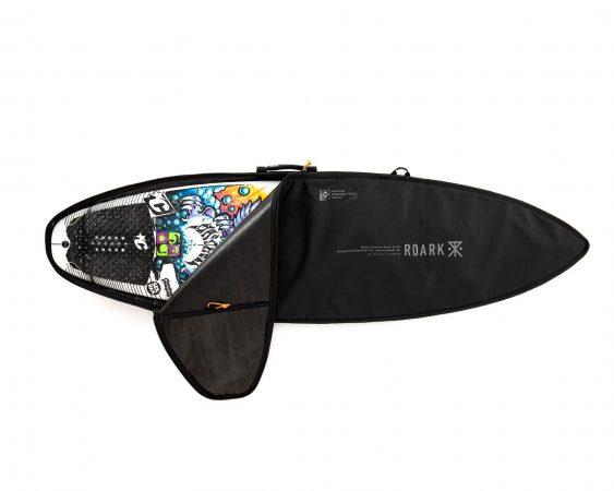 roark x creatures of leisure surfboard travel bag