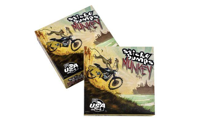 sticky bumps munkey wax is 5x stickier than the original formula