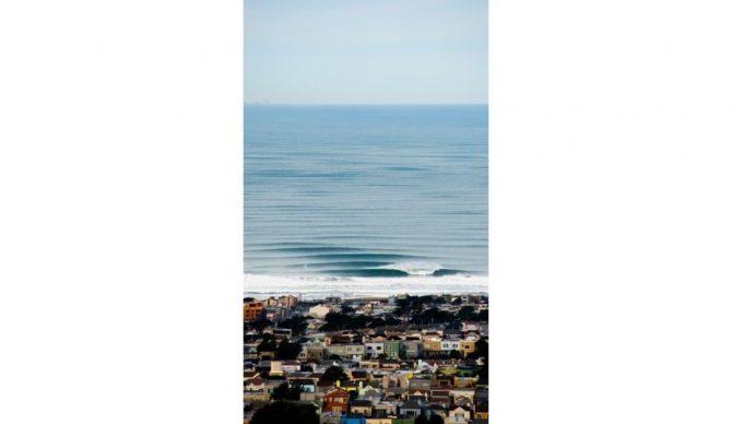 jack bober ocean beach sf from above