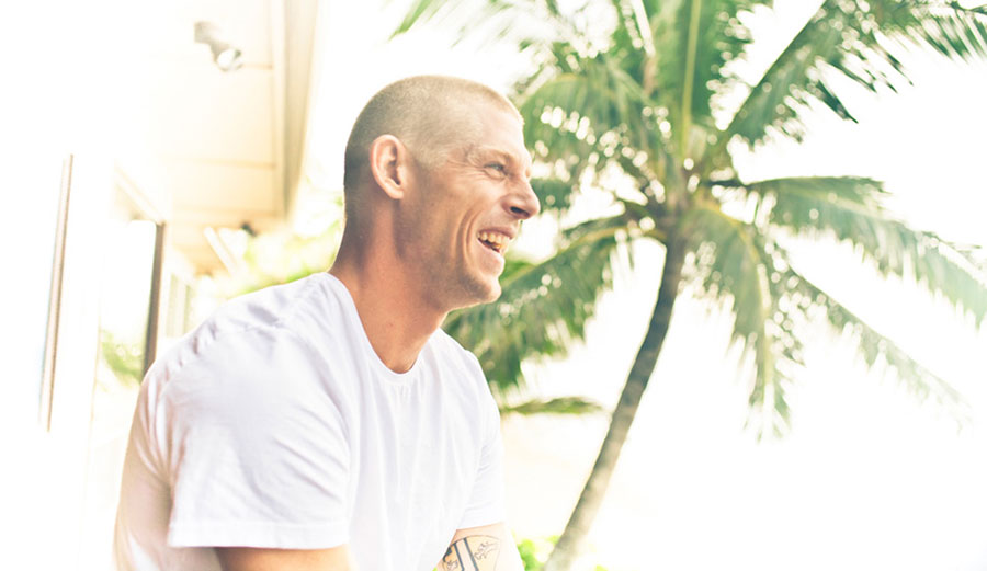 Podcast with Mick Fanning