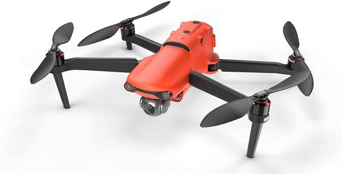 Autel Robotics Evo II Pro for Surf Photography