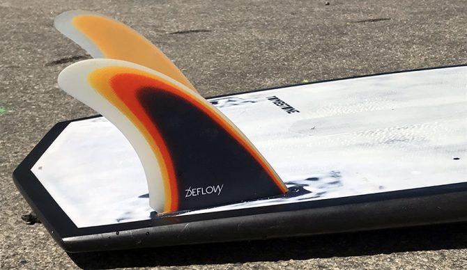 Iñigo Agote Twin Fins from Deflow
