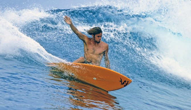 The History of the Fish Surfboard