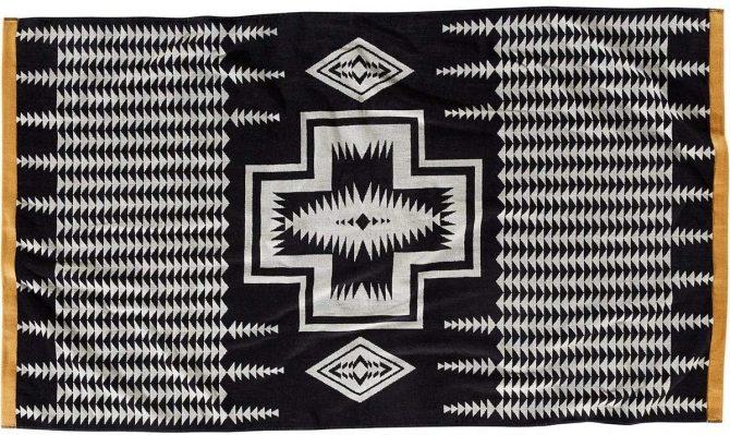 pendleton jacquard towel harding best beach towels