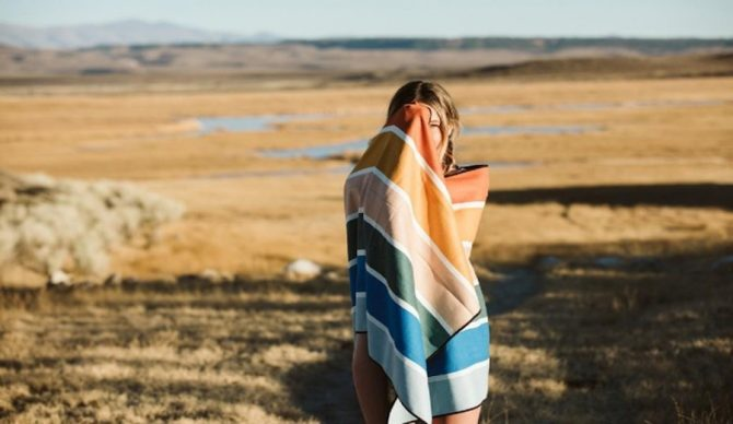 nomadix retro stripe best beach towels