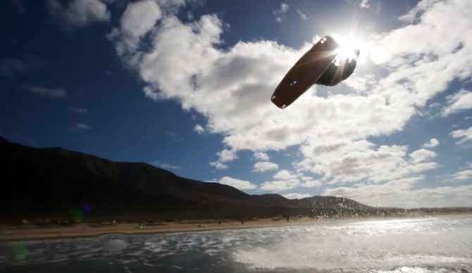 Harness the Wind: Learning to Kitesurf in the Canary Islands