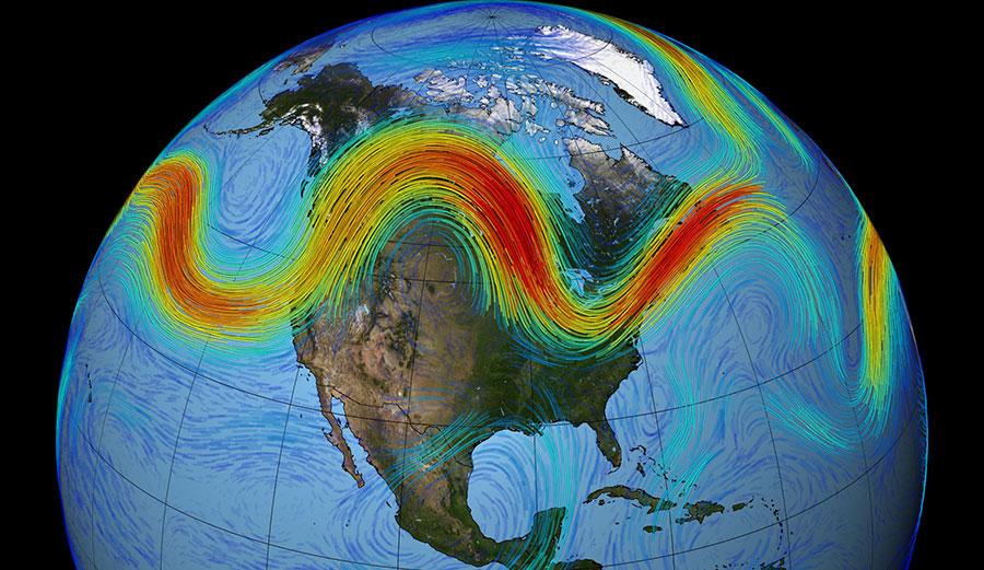 North American heatwave