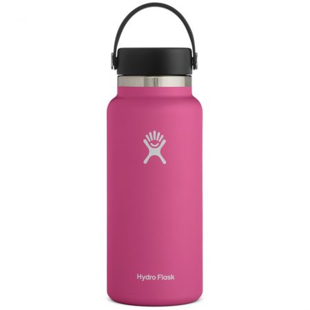 hydroflask in pink