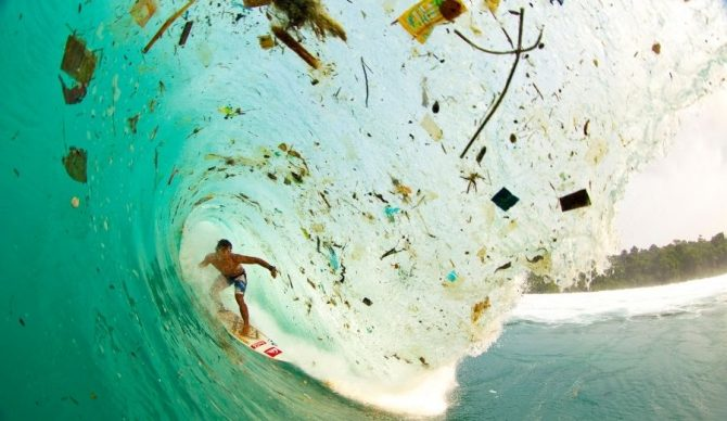 Zak Noyle Polluted Bali Dede Suryana Waves of Change